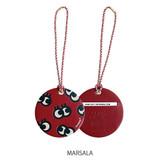 Marsala - Merrygrin travel luggage name tag