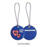 Oultra marin - Merrygrin travel luggage name tag