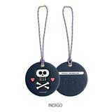 Indigo - Merrygrin travel luggage name tag
