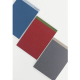 Baum eco recycled A4 size plain notepad