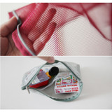 Travelus Medium slim mesh pouch ver.3