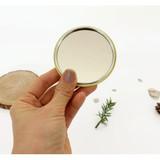 Astral round handy mirror A01