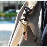 Pretty girl - Du dum metal key ring