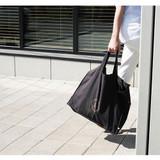Invite.L Linen 3 rectangle eco tote bag