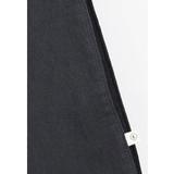 Detail of Linen 1 square eco shoulder tote bag