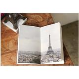 2016 Indigo Paris one month undated diary