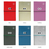 Colors of 2016 Som Som dated diary
