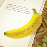 Banana sticky memo notes 20 sheets