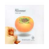 Persimmon sticky memo notes