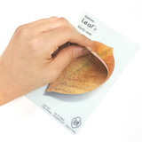 Leaf sticky memo notes 20 sheets - E