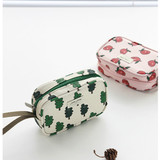 Jam Jam cute illustration pattern small pouch