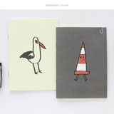 Albatross, Cone