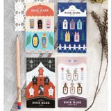 Mini bookmark set ver.4