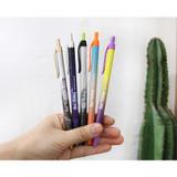 black ballpoint pen 0.38mm