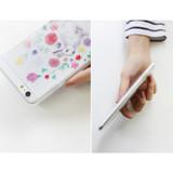 Detail of Rim TPU soft iPhone 6 plus case