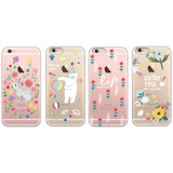 Rim TPU soft iPhone 6 plus case
