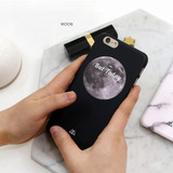 Moon - But today polycarbonate case for iPhone 6 6S