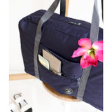 Window blows foldable carrying bag