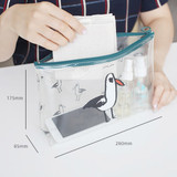 Size of Clear zip lock pouch bag