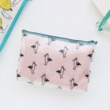 Albatross - Clear zip lock pouch bag