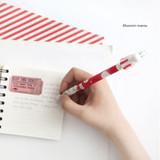 Moomin mama - Moomin figure 0.5mm black ballpoint pen