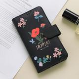 Inspire - Rim diary flip case for iPhone 6