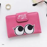 Pink - Hello daily medium wallet