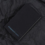 Permanent softcover undated diary planner