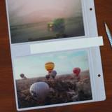 Trip to yesterday 4X6 slip in pocket photo album