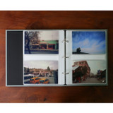 Trip to yesterday 4X6 slip in pocket photo album