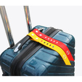 Yolo long travel luggage name tag