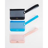 Rihoon Translucent small zip lock flat pouch