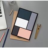 Navy - Seeso Editor diary notebook
