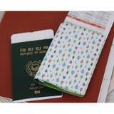 Plannary Darou and jamar passport case