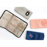 Brunch brother roll up organizer pouch