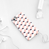 Ribbon - Iconic Pattern matte plastic hard case for iPhone 7