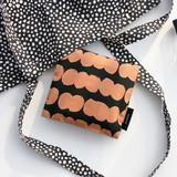 Peanut - Pattern secret daily cotton pouch