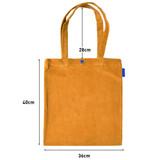 Size of Jam studio Cozy corduroy shoulder tote bag