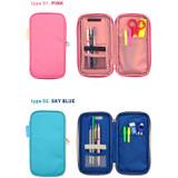 Color of Jam studio Folding pencil case pocket pouch ver.4