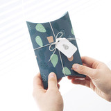 A - Livework Promenade gift paper bag small set of 3 styles