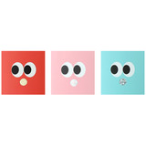 Livework Som Som gift paper bag small set of 3 styles