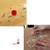 N.IVY Valerie studio clear folding slim pencil case
