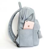2 side pocket - Monopoly Cratte mini leather backpack
