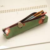 Lesser panda - For your heart slim zipper pencil case