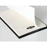 Side-stick - Simple to do list sticky notepad
