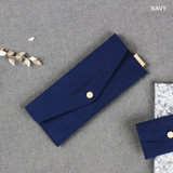 Navy - Wanna be chamude envelope pouch