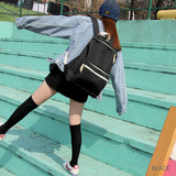 Black - Around'D mais oui backpack