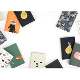 Draw your life pocket plain notebook
