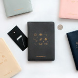 Twinkle RFID blocking passport cover
