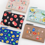 Rim somsom large zipper pouch